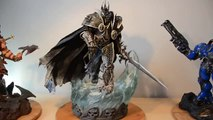 Arthas Statue - SideShow Collectibles