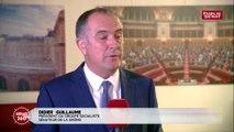 Didier Guillaume réélu président du groupe socialiste au Sénat