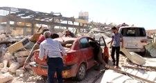 Esad, Sivillere Bomba Yağdırdı: 6 Ölü, 15 Yaralı