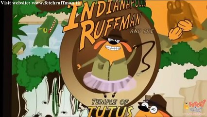 Fetch! With Ruff Ruffman Finding Eight Legged Tights Isnt Easy