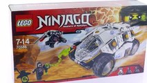 Lego Ninjago 70588 Titanium Ninja Tumbler - Lego Speed Build Review
