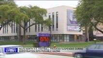 Illinois High School Varsity Football Suspended Amid Hazing Investigation