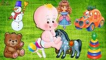 Продукты Первые слова для малышей в картинках Учим слова Обучающее видео. Poznavashkin TV