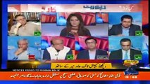 See How Shehzad Chaudhry & Hassan Nisar Strongly Refused Munib Farooq's Arguments When He Defending Security Protocol