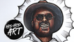 Hip Hop Art: Schoolboy Q