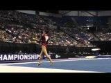 Katelyn Ohashi - Floor - 2012 Visa Championships - Jr. Women - Day 2
