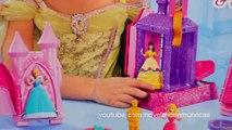Juguetes de Play Doh para hacerles vestidos de plastilina a las Princesas de Disney