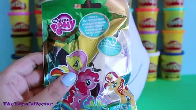 Giant Olaf Basket Surprise Frozen Mystery Mini Anna Elsa Eggs Shopkins MLP Blind Bag Toys Collector
