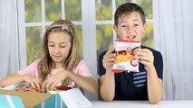 AMERICAN KIDS TRY JAPANESE SNACKS! TREATS CANDY & SNACKS FROM JAPAN TASTE TEST