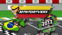 MiniDrivers - Chapter 4x20 - new Brazilian Grand Prix