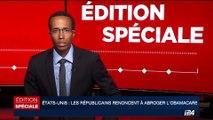 Etats-Unis: les républicains renoncent à abroger l'Obamacare