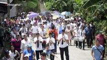 35 años después Arcatao recibe a los niños víctimas del conflicto armado