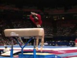 Dominique Dawes - Vault 1 - 1996 U.S Gymnastics Championships - Women