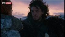 Jon Snow-Ygritte aşkı gerçek oldu