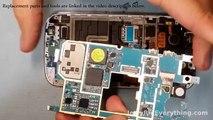 Kindle Fire Charging Port Repair Under Microscope - video