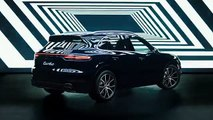 The New Porsche Cayenne Turbo 2018 Facelift (LUXURY SUV) by George Cordero