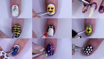 I DESTROYED MY NAILS! Special Effects Nails for Halloween | Nailed It NZ