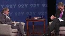Ruth Bader Ginsburg sits down with Charlie Rose