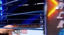 Kevin Owens Vs Sami Zayn & Shane Mcmahon Saves Sami Zayn- WWE Smackdown Highligh