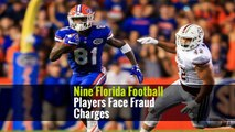 Nine Florida Football Players Face Fraud Charges