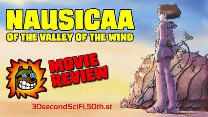 Nausicaa: a movie review