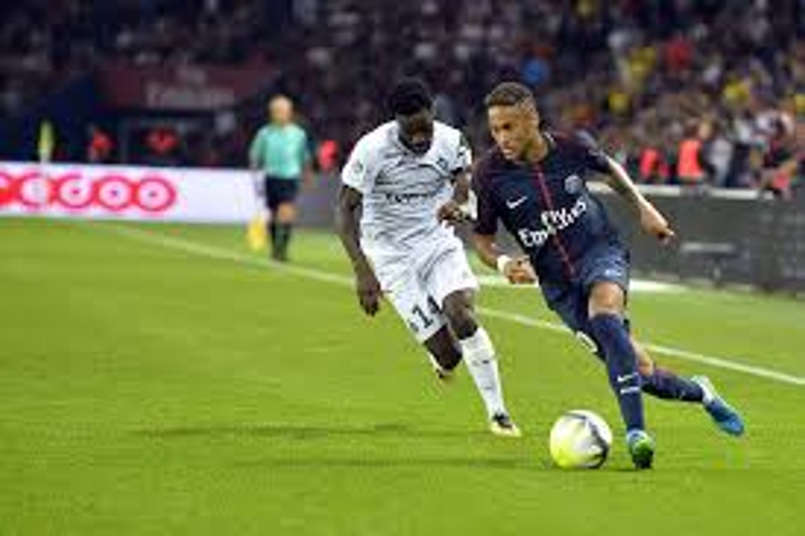 Neymar Jr Magic Skills Show Psg 2017 2018 Video Dailymotion