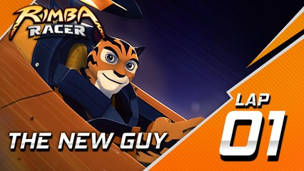 RIMBA Racer | Lap 1 | The New Guy