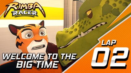 RIMBA Racer | Lap 2 | Welcome To The Big Time