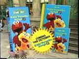 Opening & Closing To Elmos World: Wild Wild West! VHS(2001)