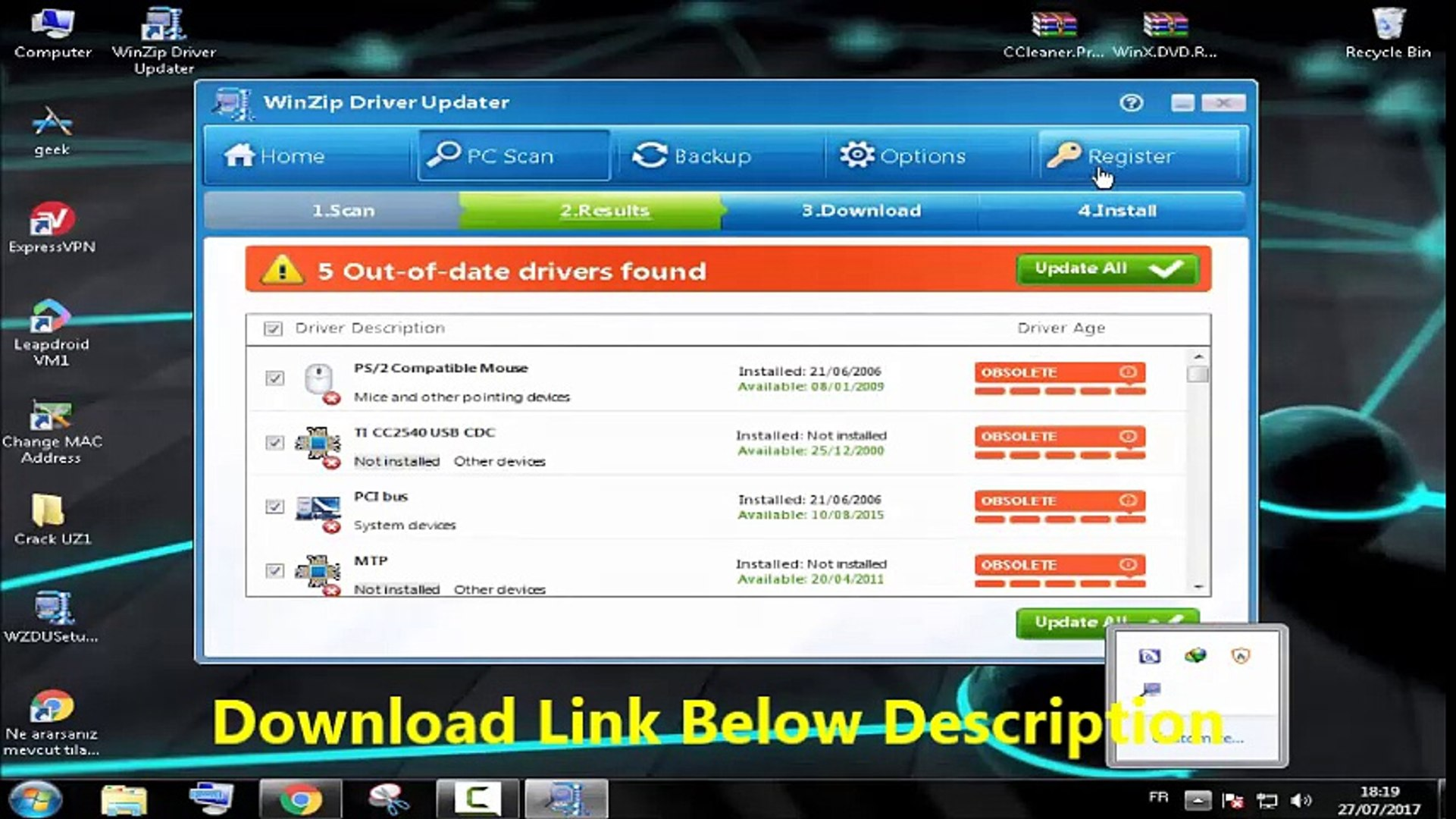 avg driver updater serial key 2016 free