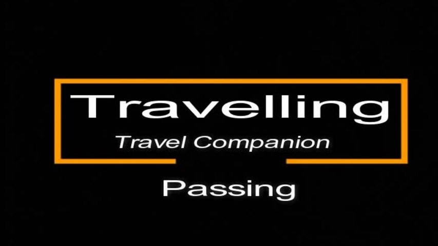 Travel Companion - Travelling - Passing | Godialy.com