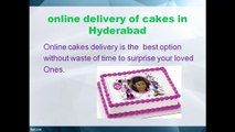 Online Cakes in Hyderabad Birthday Cakes Delivery in Hyderabad