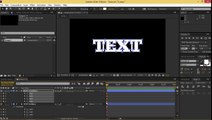 After Effects Tutorial | Morphing Different Fonts