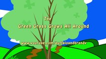 The Green Grass Grows All Around - Nursery Rhyme