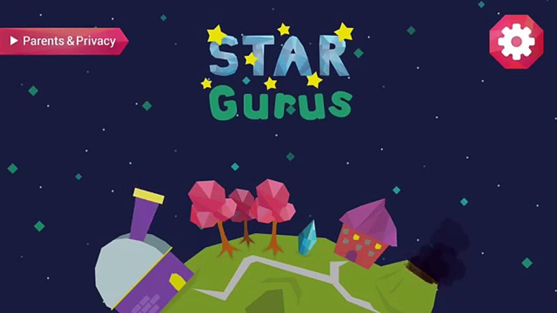 Star Gurus: Kids Education App