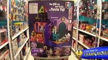 Monster High Doll house - Where your Monster High Dolls can haunt out? - Monster High Doll House