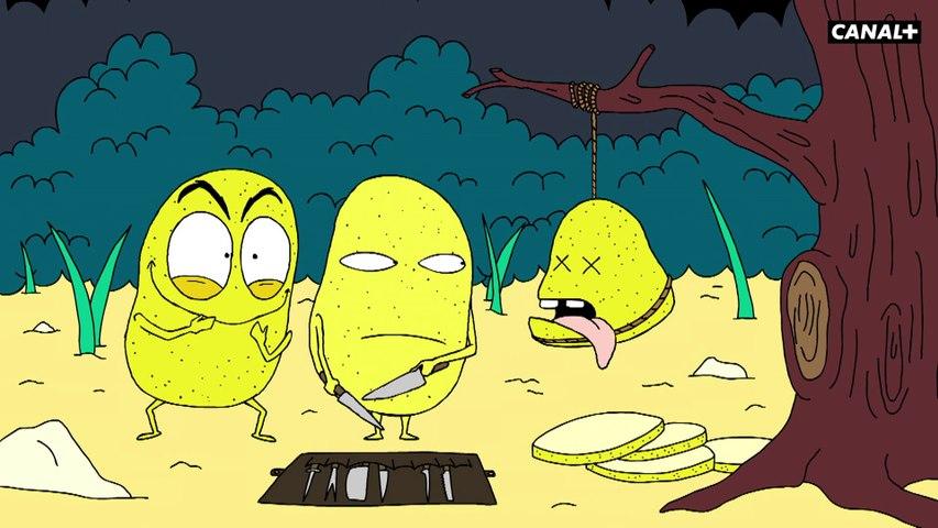 Tony Les Animots #23 - Les végétots - CANAL+
