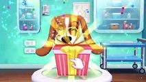 Fun Animals Care in Pet Hospital - Play Doctor Kids Games Er Pet Vet - Help Little Kitten Gameplay
