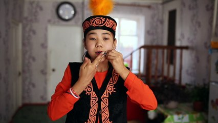 Guimbarde kirghize