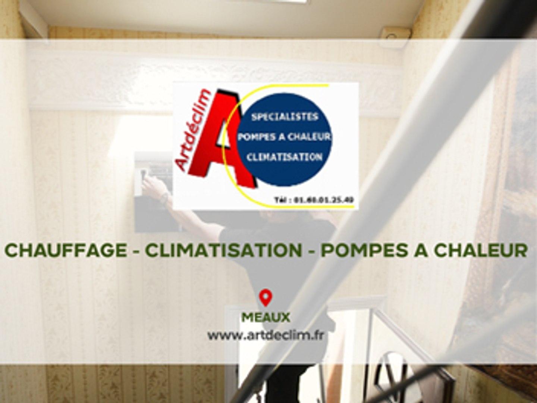 Credit Impot Chauffage Reversible artdéclim chaudières par pompes à chaleur et climatisation réversible sur  meaux et lizy sur ourcq 77