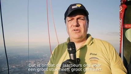 Jaarbeurs Gent: Madou ballonvaarten