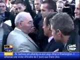 lemonde.fr : Zapping Sarkozy sous les huées