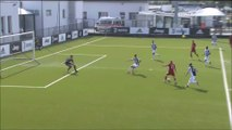 0-1 Marious Vrousai Goal UEFA Youth League  Group D - 27.09.2017 Juventus Youth 0-1 Olympiakos Youth