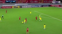 Shanghai SIPG 1-1 Urawa Red Diamonds / AFC Champions League (27/09/2017) Semifinals