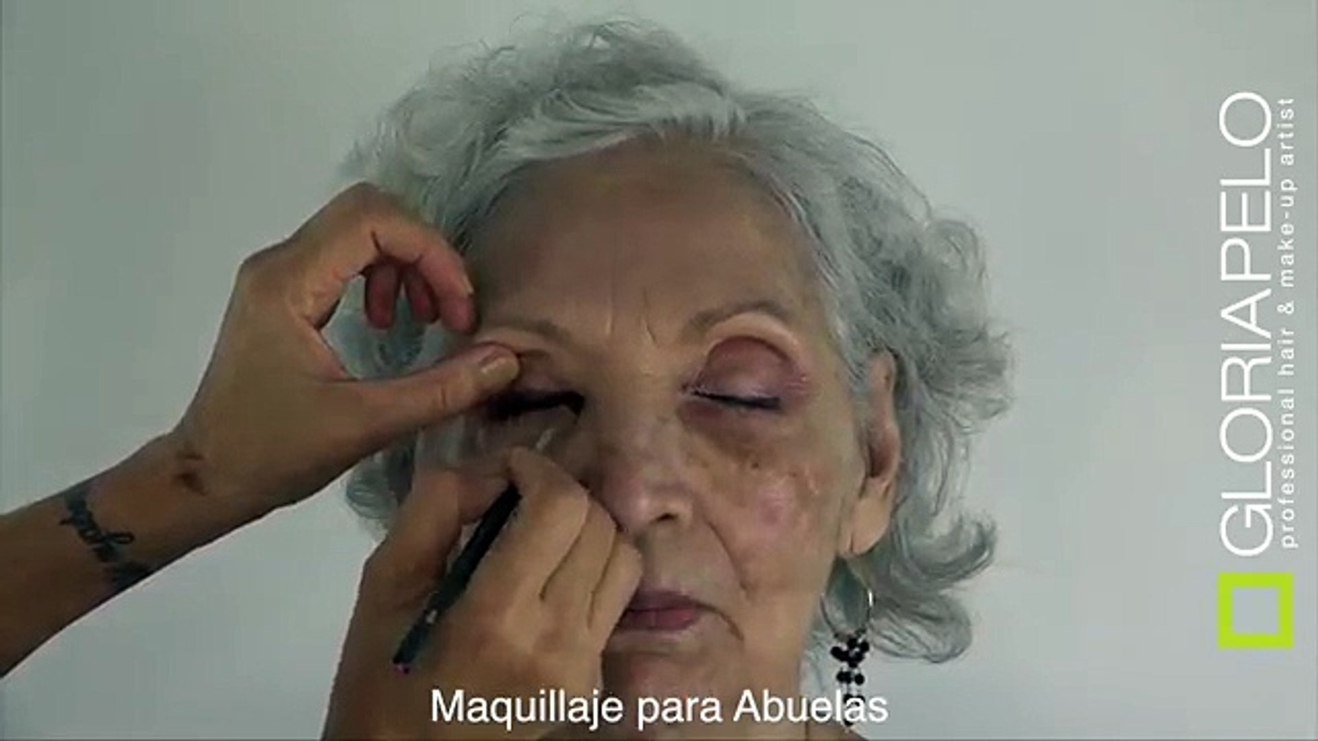 Abuelas Maduras maquillaje para abuelas piel madura