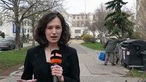 Un SDF fouille des poubelles derrière cette journaliste polonaise ! LOL