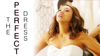 Wedding Bells, No Ring - The Perfect Dress
