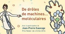 De drôles de machines moléculaires | Dans les coulisses de la recherche