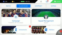 PES 2017 Android Official Konami Gameplay on Redmi Note 3 Pro (SNAPDRAGON VERSION)