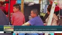 teleSUR noticias. Siguen labores de rescate en Caribe tras huracanes